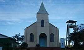 Paial - Igreja Luterana-Foto:Auri Brandão