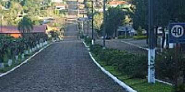 Rua em Paial-Foto:Auri Brandão