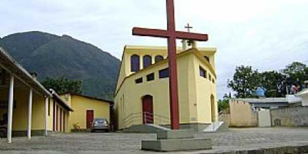Igreja em forma de navio - Praia de Fora - Palhoça Por osmaircesar