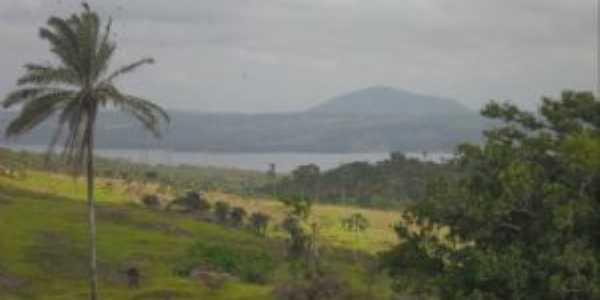 vista  para  o lago, Por telma