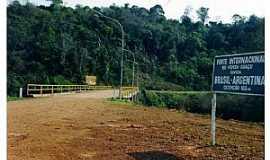 Paraíso - Ponte Internacional Peperi-Guaçú