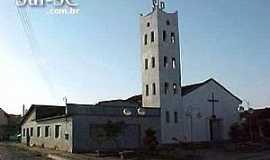 Passo de Torres - Passo de Torres-SC-Igreja Matriz-Foto:Brenner W. C.