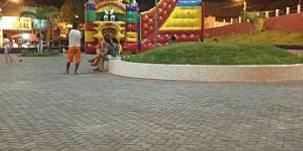 Praça nossa Senhora da Saude! Igaci -AL