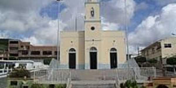 Igreja de N.Sra.da Saúde de Igaci-Foto:Sergio Falcetti