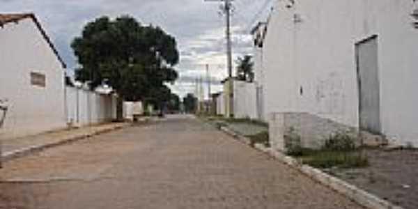 Rua Guaranézia-Foto:Washington.dm
