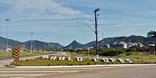 Imagens da localidade de Paulo Lopes - SC Foto Edison Floripa