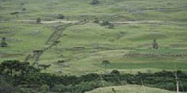 Vista da região-Foto:Alex Carniel