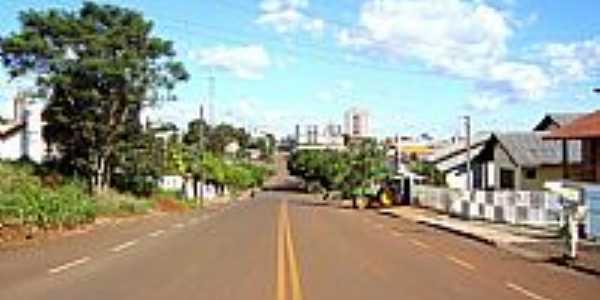 Pinhalzinho-SC-Rua Salvador-Foto:JOsé GlanerT