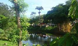 Mutuípe - Mutuipe e o Rio Jequiriça - por Marcelo S F