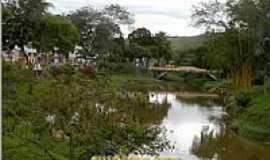 Mutuípe - Riacho no centro de Mutuípe-BA-Foto:NAYLTON CERQUEIRA