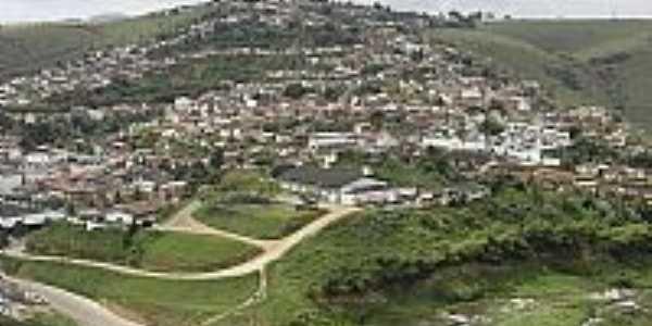Vista da cidade de Mutuípe-BA-Foto:NAYLTON CERQUEIRA
