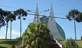Pinheiral - Igreja de Pinheiral por Nélio Bianco