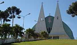 Pinheiral - Igreja-Foto:nelio bianco