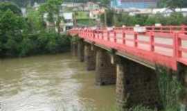 Pinheiro Preto - Ponte sobre o Rio do Peixe, Por Josane Tonello