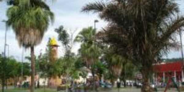 Pracinha Central de Pirabeiraba, Por Vitor Busarello