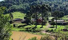 Piratuba - Paisagem Rural em Piratuba SC - por Arno Muller
