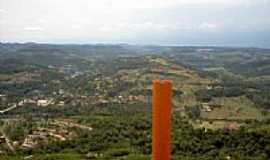 Piratuba - Vista da cidade de Piratuba-SC-Foto:Jeanmarlon