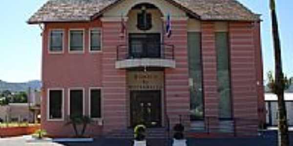 Câmara de Vereadores de Pomerode-Foto:Carlos C. Nasato