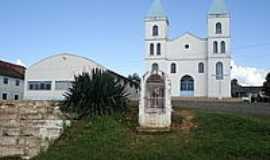 Ponte Alta - Igreja Matriz-Foto:leonir angelo lunard…