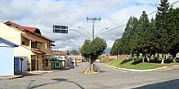 Rua do centro-Foto:leonir angelo lunard…