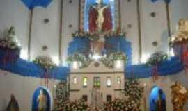 Nagé - Altar Principal, Por Deise Novais