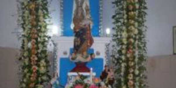 Altar-Mor, Por Deise Novais
