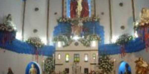 Altar Principal, Por Deise Novais