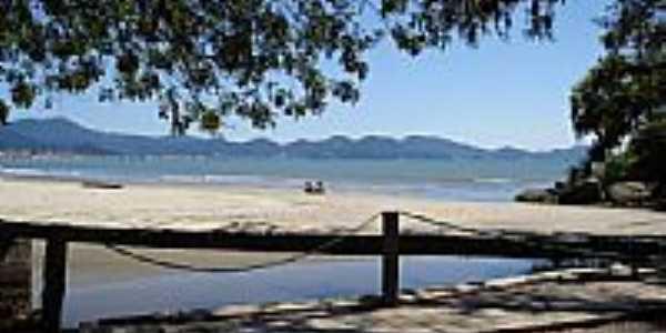 Praia de Perequê em Porto Belo-Foto:Carlos C. Nasato