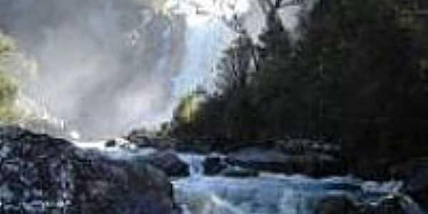 Cachoeira do Rio Pintado - Porto União-SC