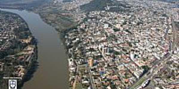 Vista Aérea - Porto União-SC