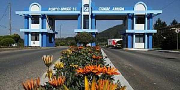Imagens da cidade de Porto União - SC