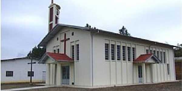 Capela Nossa Senhora de Lurdes- Barra do Aterrado