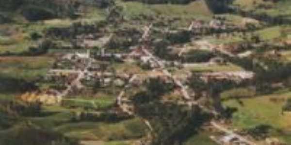 Vista aérea de Presidente Nereu, Por Paulo Sergio Fugazza