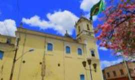 Nazaré - igreja matriz de nossa senhora de nazaré final do sécolo xvii, sua construção demora 80 anos, Por roque medeiros