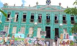 Nazaré - Paço municipal, Por Denis