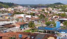 Nazaré - Vista Área da Cidade, Por Denis