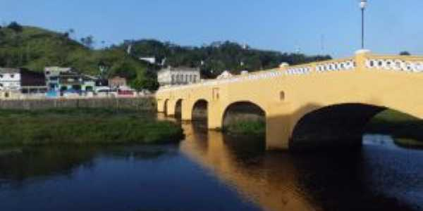 Ponte, Nazaré, BA, Por Divaldo da Silva