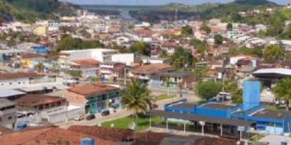 Vista Área da Cidade, Por Denis