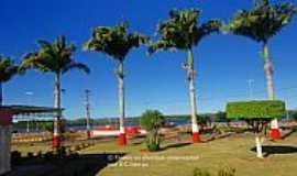 Nilo Peçanha - Nilo Peçanha-BA-Praça central-Foto:Ze Claudio