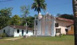 Nilo Peçanha - Igreja em Barroquinha - Nilo Peçanha-Foto:Dalvo Queiroz Pereira