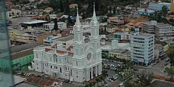CENTRO DA CIDADE DE RIO DO SUL - Por CIBILS FOTOJORNALISMO