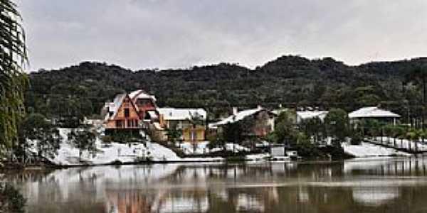 Imagens da cidade de Rio dos Cedros - SC Foto Prefeitura Municipal