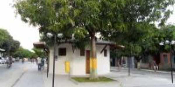 Praça Principal da Cidade, Por NELSON REIS MOURA