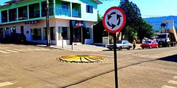 Imagens da cidade de Romelândia - SC