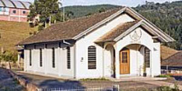 Igreja Evangélica Luterana-Foto:Conrad Kleinschmidt