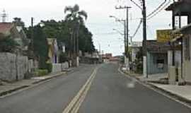 Sangão - Rua da cidade-Foto:----BARBARA BIANCO--…