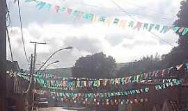 Nova Alegria - Nova Alegria-BA-Preparativos da Festa de São João