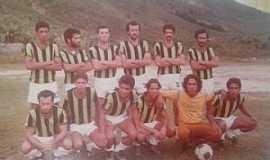 Nova Alegria - Nova Alegria-BA-Renovação Esporte Clube-Seleção Nova Alegria-Julho de 1981