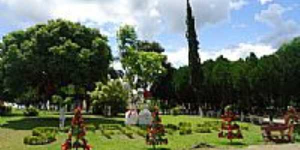 Praça no Distrito de Santa Lúcia-Foto:grigolo