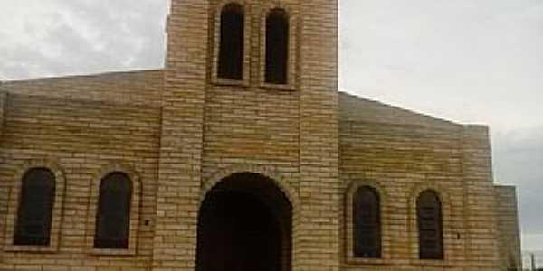 Igreja vila Rosito - Por Silvio César